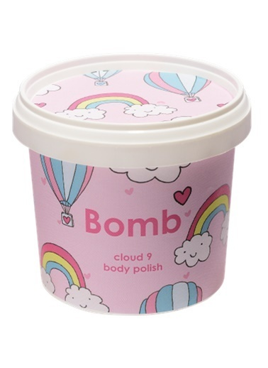 Bomb Cosmetics Cloud 9 Vücut Peeling 375g Renksiz